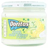 Doritos Cool Sour Cream and Chives Dip, 300g