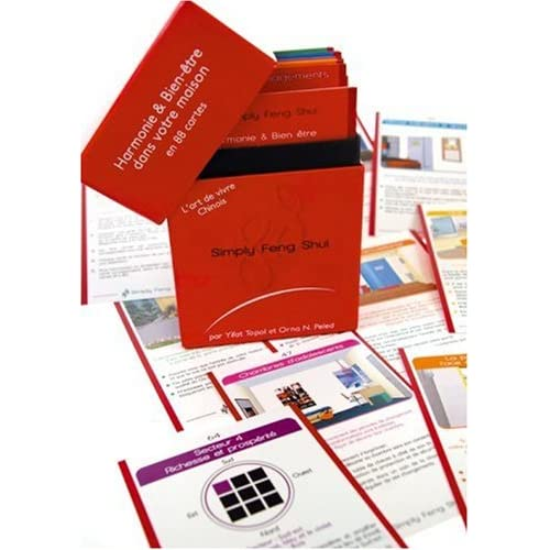 88 Simply Feng Shui : Harmonie & Bien-être dans votre maison en 88 cartes