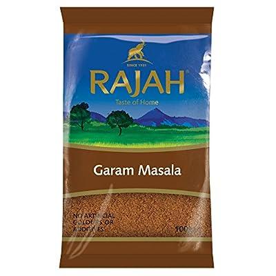 Rajah Garam Masala, 100 g by Rajah