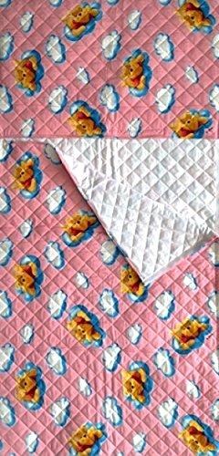 Sacco nanna asilo disney winnie the pooh rosa - 2-6 anni