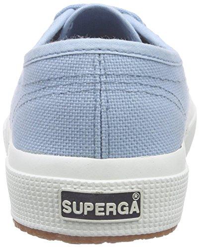 Superga 2750 Cotu Classic, Baskets Basses Femme Bleu (02Y)