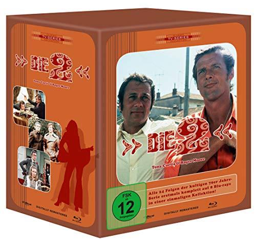 Die komplette Serie (Limited Retro Edition mit DVD) [Blu-ray]
