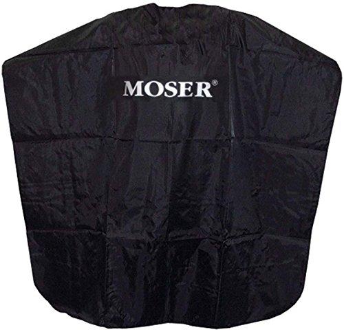 moser-friseurumhang-schwarz-wasserabweisend