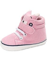 Sneakers rosa chiaro per bambini Tefamore