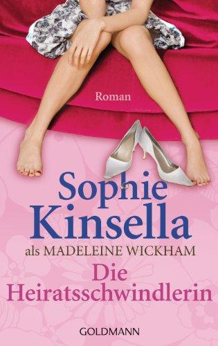 Buchseite und Rezensionen zu 'Die Heiratsschwindlerin: Roman' von Sophie Kinsella