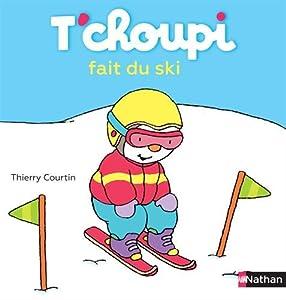 """Afficher """"T'choupi fait du ski"""""""