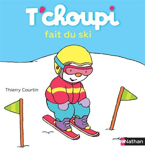 T'Choupi fait du ski : BV
