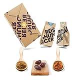 Reishunger Türkisch Pilaw Box (5-teilig, für bis zu 4 Personen) Original Zutaten für veganes türkisches Pilaw – Perfekt als Geschenk