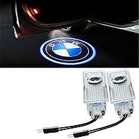 EOVVIO 2 Stück Autotür LED Logo Beleuchtung Türbeleuchtung Einstiegsleuchte Projektion Licht Ghost Shadow Licht