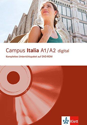 Campus Italia A1/A2 digital: DVD-ROM