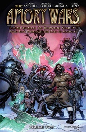 The Amory Wars: Good Apollo I'm A Burning Star IV Volume 2 (The Amory Wars: Good Apollo I'm Burning Star IV)