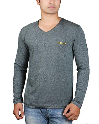 Fingers-Mens-Lycra-Full-Sleeves-T-Shirt-for-Summer