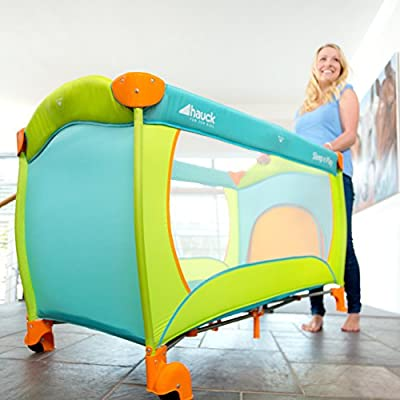 Hauck Sleep'n Play Center - Cuna de viaje, 60 x 120 cm