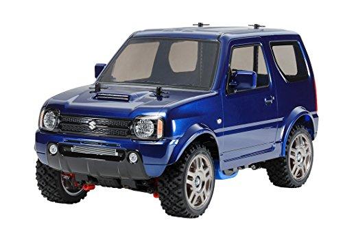Von Tamiya Rc-reifen (TAMIYA 300058614 - 1:10 RC MF-01X Suzuki Jimny JB23, 4WD)