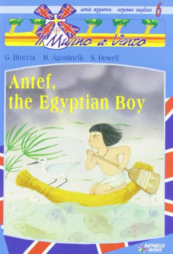 Antef, the egyptian boy
