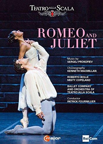 Sergei Prokofiev: Romeo & Juliet (Teatro alla Scala 2017) [2 DVDs] (Dritten Arm Kostüm)