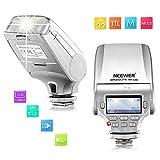 Neewer® NW 320 TTL LCD Bildschirm LED-Assistent Vorschau Fokus Beleuchtung