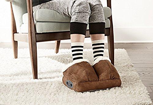sharper-image-warming-foot-massager-gray-by-sharper-image