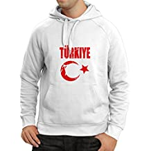 N4129H sudadera con capucha 129 T?rkei T?rkiye Turkey Ankara Istanbul TR Mens Cotton Hooded Sweatshirt