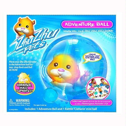 Zhu Zhu Pets Adventure Ball [Jouet]