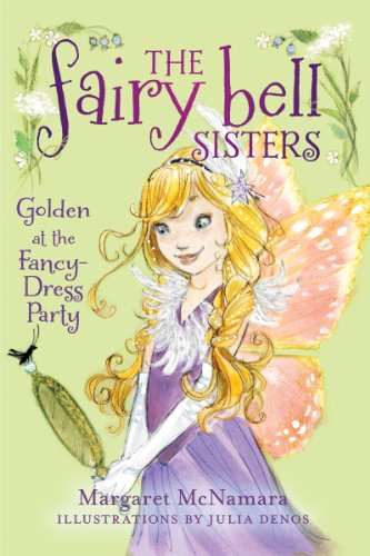 Fancy Dress Magie - The Fairy Bell Sisters #3: Golden