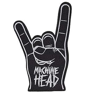 Machine Head Logo Metal Sign Foam Finger