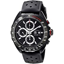Tag Heuer Formula 1 Men's 44mm Chronograph Automatic Date Watch CAZ2011.FT8024