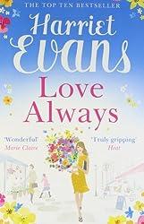 Love Always by Harriet Evans (2011-06-23)