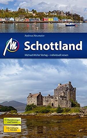 Schottland: Reisehandbuch mit vielen praktischen Tipps.