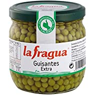 La Fragua Guisantes Extrafinos al Natural - 567 gr