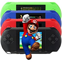 Leoie Handheld Portable Game Console 16 Bit Retro Video Game Player Toys For Kids Perfect Gifts