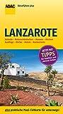 ADAC Reiseführer plus Lanzarote: mit Maxi-Faltkarte zum Herausnehmen - Nana Claudia Nenzel