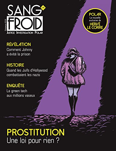 Revue Sang froid 9: Justice Investigation Polar
