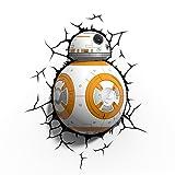 3D Light FX Star Wars BB-8 Droid 3D Deco...