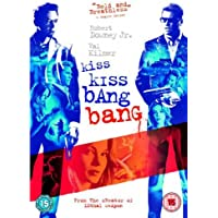 Kiss Kiss Bang Bang [Edizione: Regno Unito] [Edizione: Regno Unito] prezzi su tvhomecinemaprezzi.eu