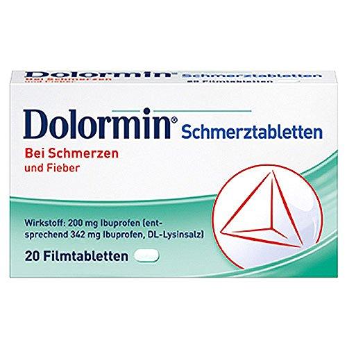 Dolormin Tabletten, 20 St.