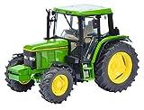 Schuco 450773100 - John Deere 6400, Maßstab 1:32, Traktor