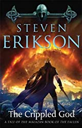 [ THE CRIPPLED GOD: BOOK TEN OF THE MALAZAN BOOK OF THE FALLEN (MALAZAN BOOK OF THE FALLEN (PAPERBACK) #NO. 10 OF) ] The Crippled God: Book Ten of the Malazan Book of the Fallen (Malazan Book of the Fallen (Paperback) #NO. 10 OF) By Erikson, Steven ( Author ) Mar-2011 [ Paperback ]