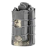 Cebbay Outdoor Tactical Equipment,Waist Pack,Two Children