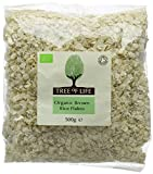Tree of Life Organic Rice Flakes 500 g (Pack of 3)