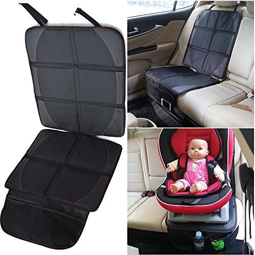 Autositzschoner Saver Cover Matte Rückseite Sitz Polster Pad Kinder Baby Auto Booster Autositz (Sitz Saver)