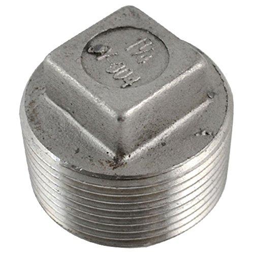 Male Threaded Plug (1-1/4