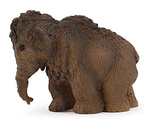 Papo 55026 - Baby Mammut, Spielfigur