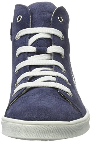 Lepi Mädchen 2858leq High-Top Blau (2858 C.13 Blu)