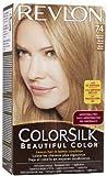 Revlon Colorsilk Natural Hair Color, 74 Medium Blonde each by Revlon