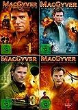 MacGyver - Staffel 1-4 (22 DVDs)