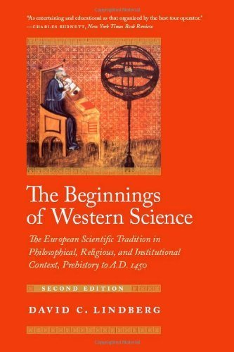 The Beginnings of Western Science: The European Scientific Tradition in Philosophical, Religious, and Institutional Context, Prehistory to A.D. 1450 by Lindberg, David C. 2nd (second) Edition [Paperback(2008)]