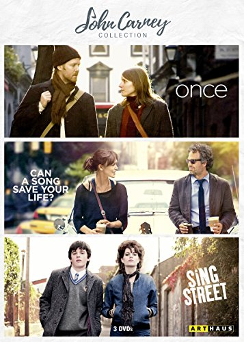 Bild von John Carney Collection - Once / Can A Song Save Your Life? / Sing Street [3 DVDs]