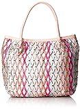 RiekerH1075 - Bolsa de Asa Superior Mujer , color Varios Colores, talla 42x36x10 cm (B x H x T)