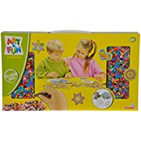 Simba 106375432 - Art and Fun, Set 10000 perline da stirare